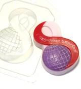 8 Марта Глобус форма пластиковая