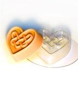 Лабиринты любви форма пластиковая