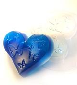 Влюблённость форма пластиковая