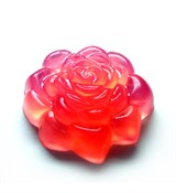 Роза2 форма пластиковая
