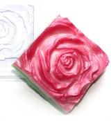 Роза квадратная форма пластиковая