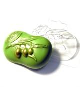 Олива форма пластиковая