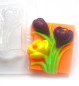 Крокусы форма пластиковая