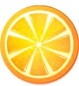 Апельсин Штамп