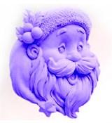 Санта2 2D силиконовая форма