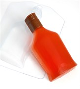 Бутылка Коньяка форма пластиковая