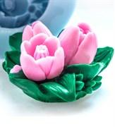 Букет 3D силиконовая форма