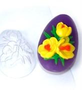 Яйцо Крокусы форма пластиковая
