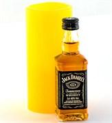 Бутылочка виски 3D силиконовая форма