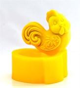 Петушок 2D силиконовая форма