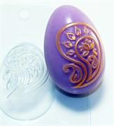 Яйцо Пейсли форма пластиковая