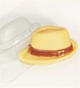 Шляпа форма пластиковая
