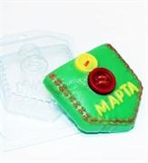 8 Марта/Кармашек форма пластиковая