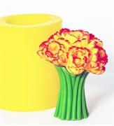 Тюльпаны 3D силиконовая форма
