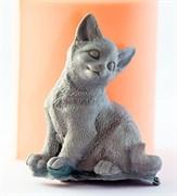 Кот5 3D силиконовая форма