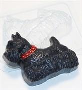 Скотч-терьер форма пластиковая