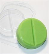 Таблетка форма пластиковая