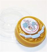 Медаль под водорастворимку форма пластиковая