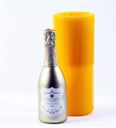 Шампанское 3D силиконовая форма