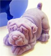 Шарпей 3D силиконовая форма