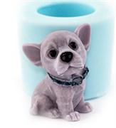 Собака5 3D силиконовая форма