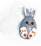 Кролик мультяшный форма пластиковая