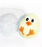 Цыплёнок мультяшный форма пластиковая