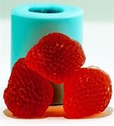 Клубничка 3D силиконовая форма
