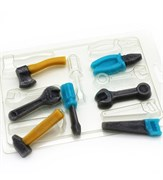 Инструменты МИНИ форма пластиковая