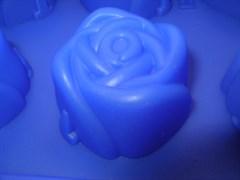 Розочки3 (лист 8шт.) силиконовая форма