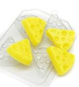 Сыр треугольный (4 МИНИ) форма пластиковая