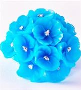 Гортензия 3D силиконовая форма