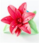 Лилия 3D силиконовая форма