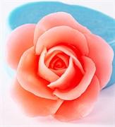 Роза3 3D силиконовая форма