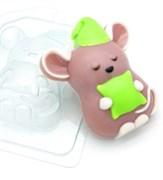Мышь- Соня форма пластиковая