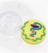 Медицинская Змея форма пластиковая