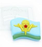 Флаг/ ВДВ форма пластиковая